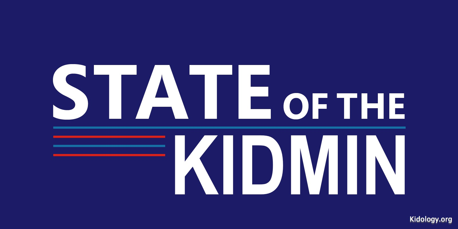 stateofthekidmin-kdb