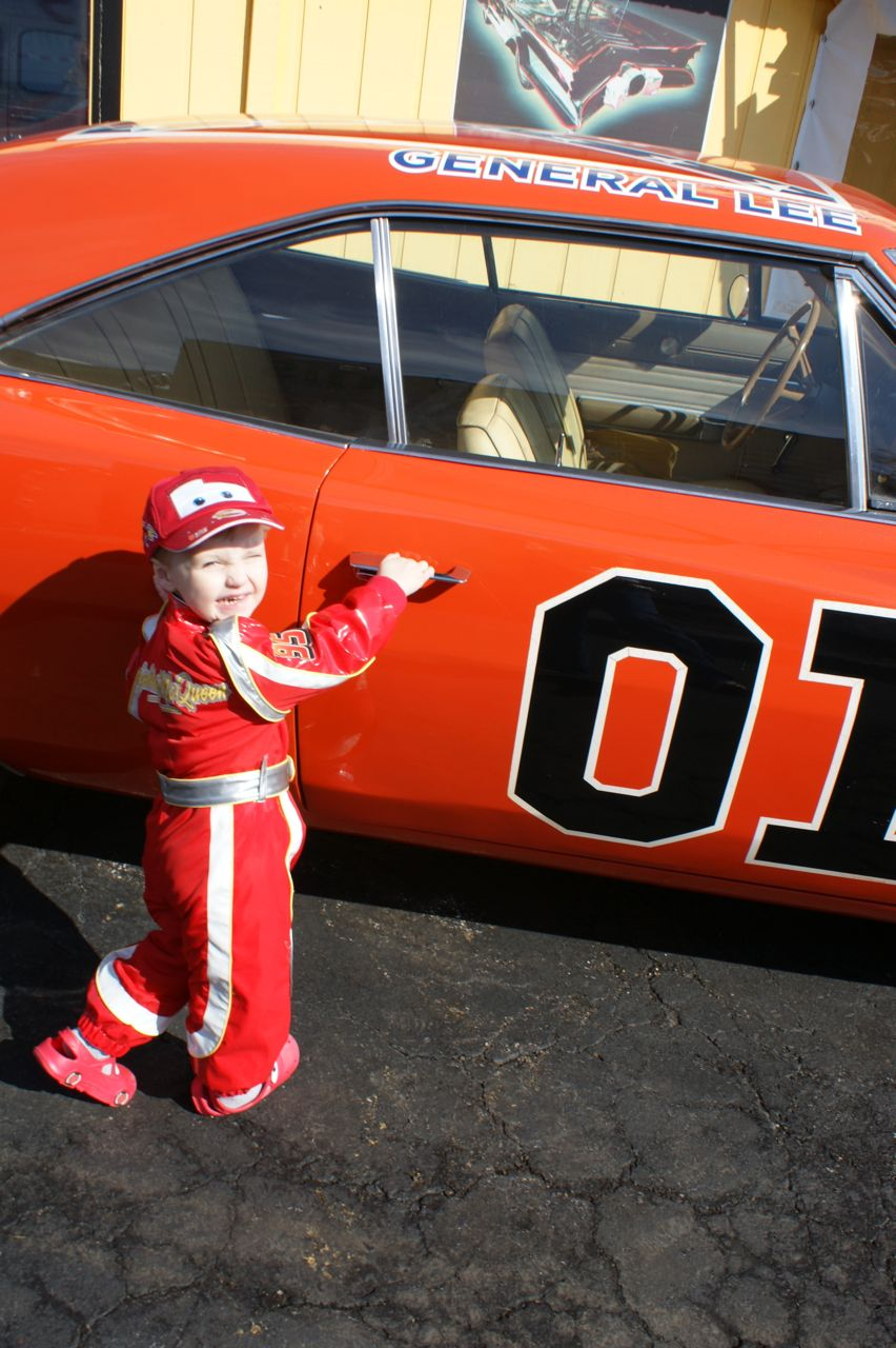 A Hazzard Birthday Party For My 8 Year Old Kidologist