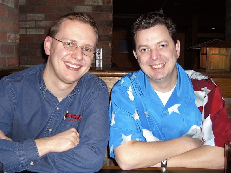 Steve Tanner and Karl Bastian