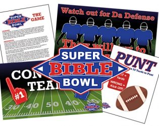 Super Bible Bowl is Back and UPDATED!