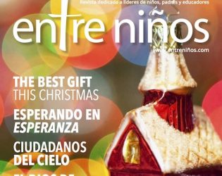 ¡Hola! Read My Article in entre niños (in English)