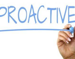 Proactive Leadership