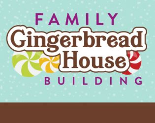 Gingerbread House Family Event Kit!