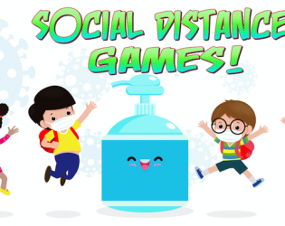 Social Distance GAMES!