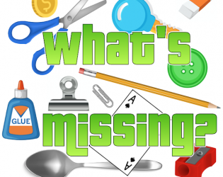 What's Missing? A New Social Distance Game