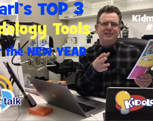 Top Three Kidology Tools for your Kidmin in the New Year