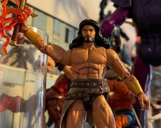 The Ultimate Jesus Action Figure